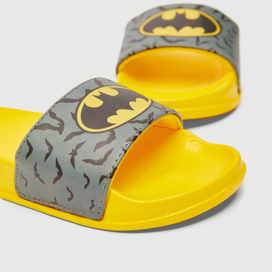 حذاء خفيف بأشرطة وطبعات باتمان