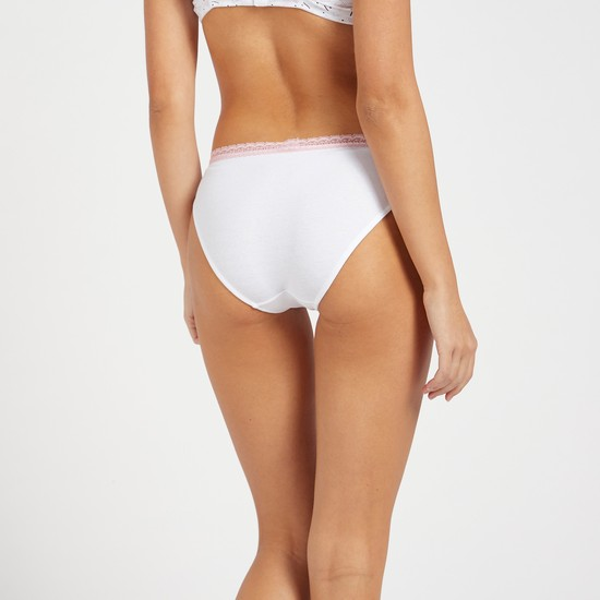 Set of 2 - Printed Bikini Briefs