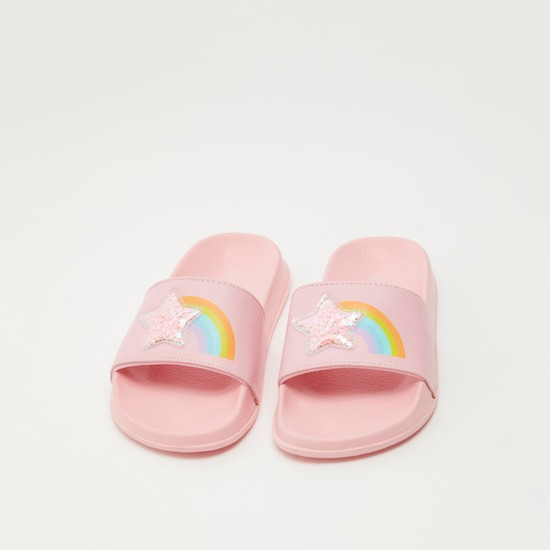 حذاء خفيف سهل الارتداء مزيّن