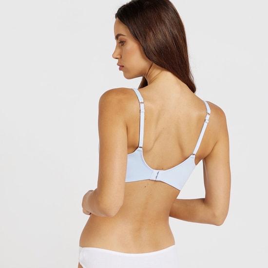 صدريّة سادة مبطّنة بإطار A وبأحزمة قابلة للتّعديل