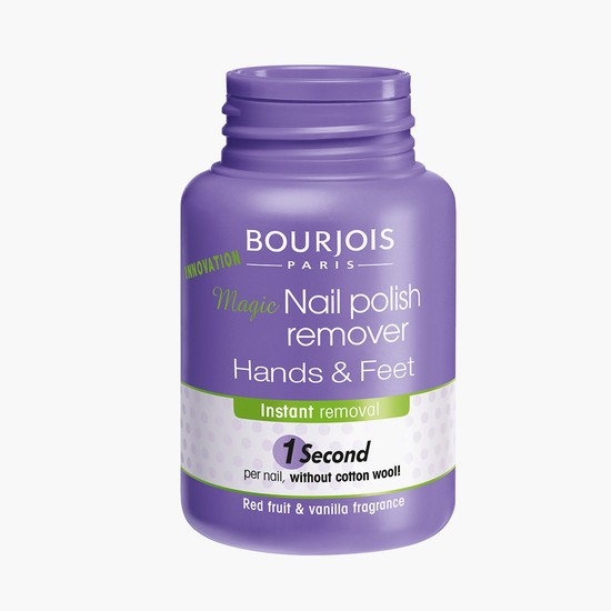 Bourjois Magic Nail Polish Remover - Hands & Feet