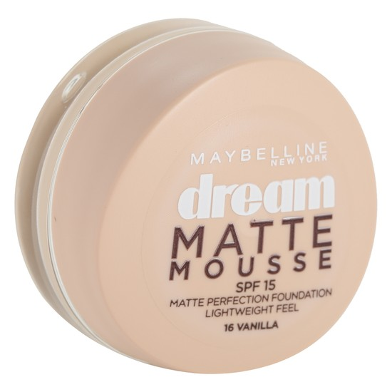 Maybelline New York Dream Matte Mousse