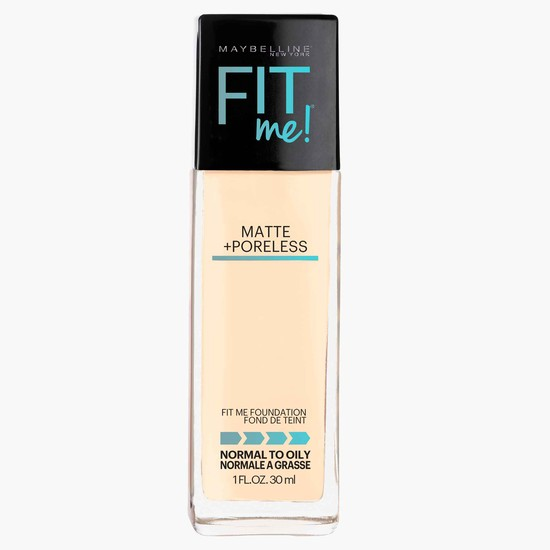 Maybelline New York Fit Me Matte Poreless Foundation