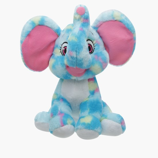 Plush Elephant  Soft Toy - 11 Inches