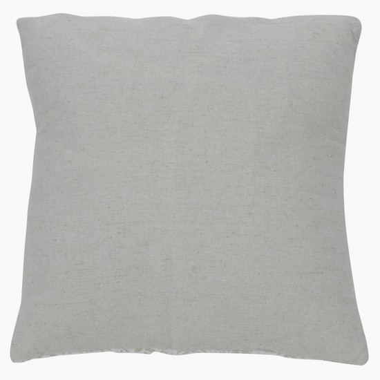 Printed Filled Cushion - 42x42 cms