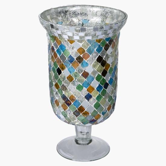 Mosaic Design Vase