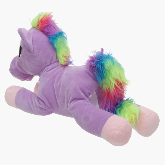 Plush Pony Toy