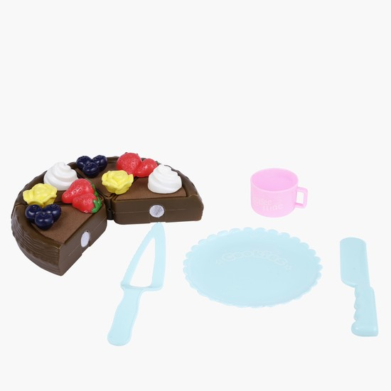 Doughnut Cupcake Toy Set