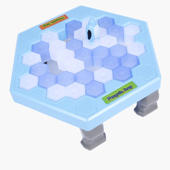 Funny Game Penguin Trap Activate