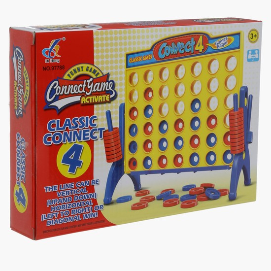 Classic Connect Game