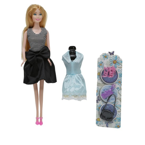 Glamorous Sariel Doll and Accessory Set