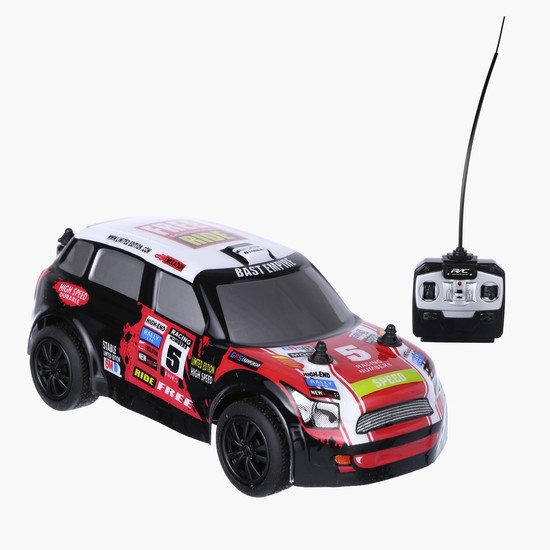 Rally Extreme Remote Control Car