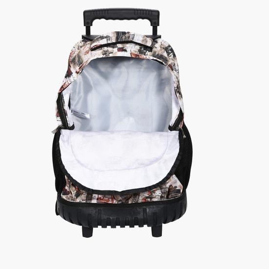 3-Piece Printed Bag Set