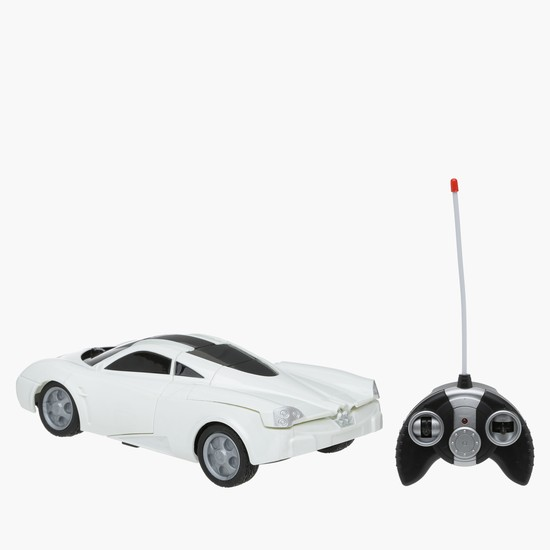 Remote Control 4-Channel Car