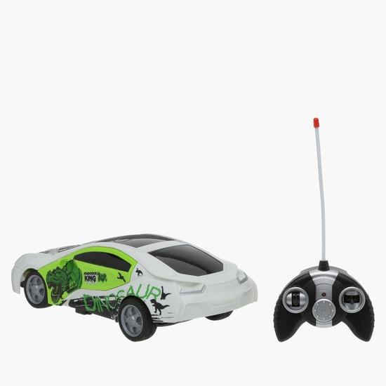 Remote Control 4-Channel Car