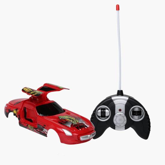 Ferocious King Remote Control Car Set