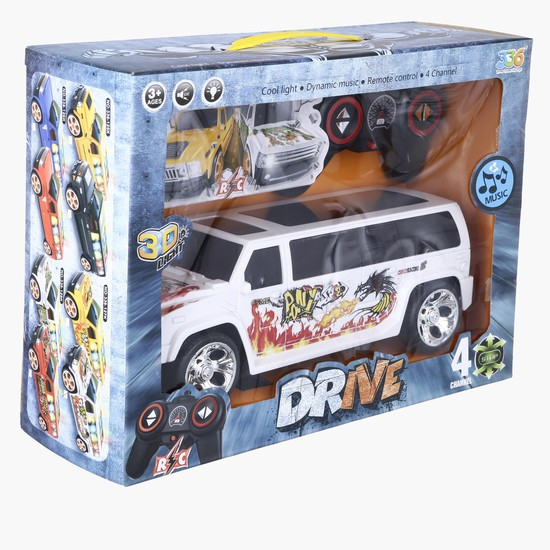 Remote Control Drive Toy