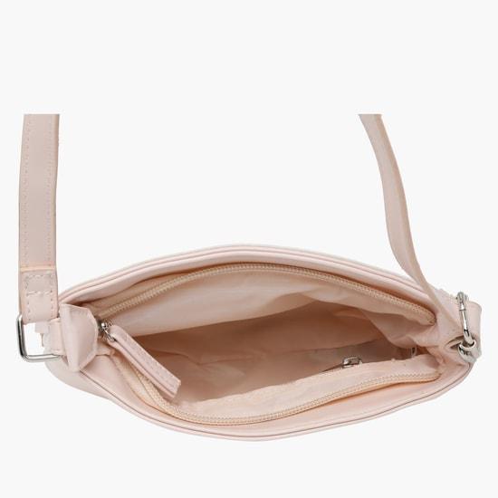 Fringed Crossbody Bag