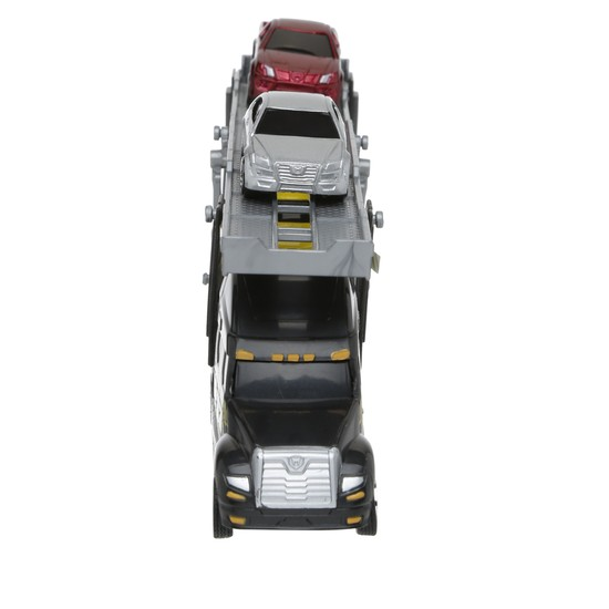 Car Transporter with 3 Cars