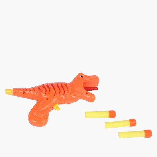 Hot Shots Dino Shooter with 3 Darts