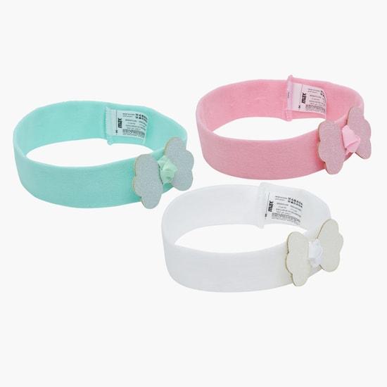 Glittery Headband - Set of 3