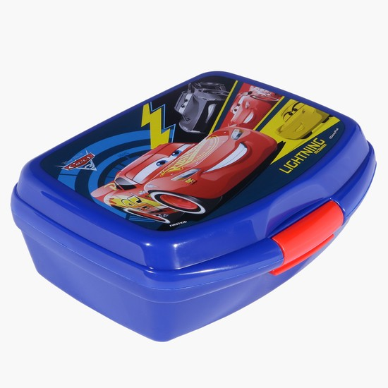 Cars Printed Lunch Box