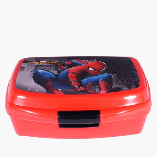 Spider-Man Printed Lunch Box