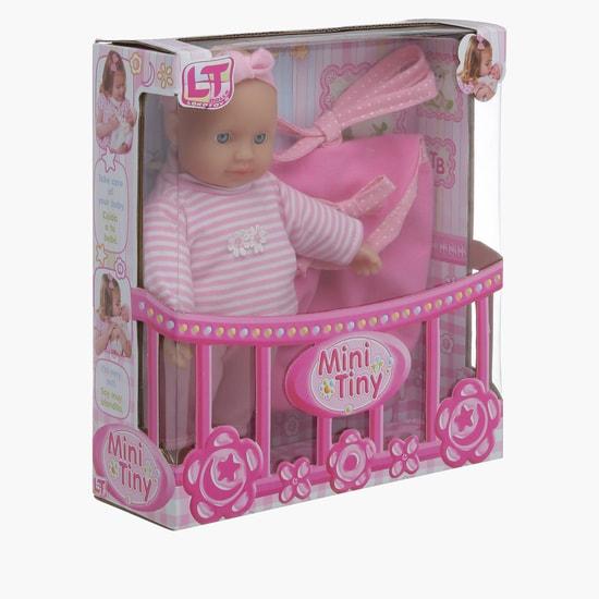 Mini Tiny Doll and Accessory Set