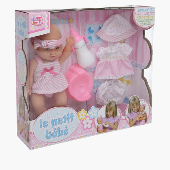 Doll Baby Play Set