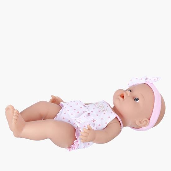 Infant Baby Doll Toy Set