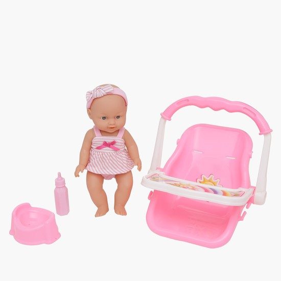 Play Doll and Accessory Set