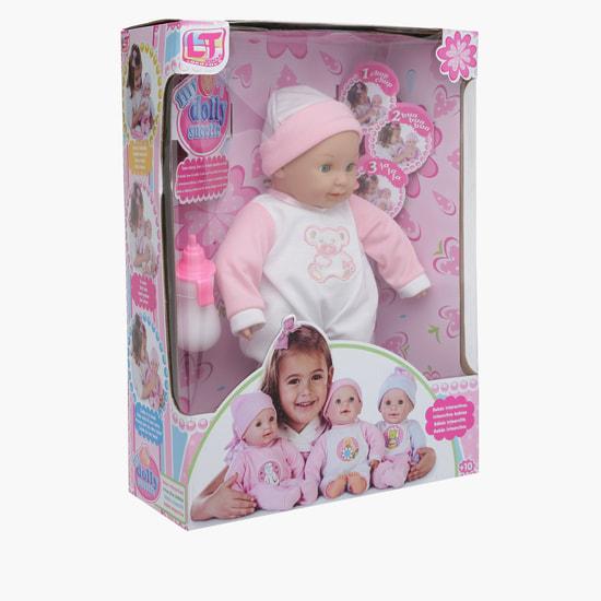Loko Toys Baby and Bottle Set