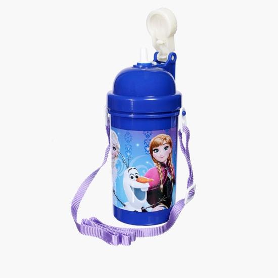 زجاجة ماء بطبعات فروزن