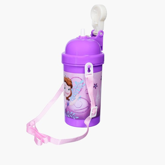 Sofia the First Printed Water Bottle