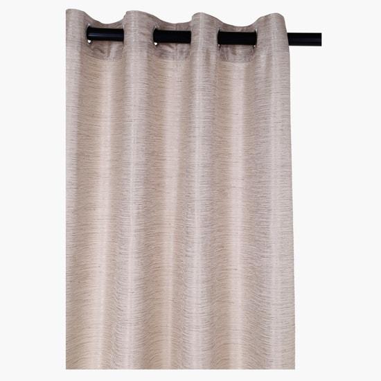 Printed Curtain Pair - 135x240 cms