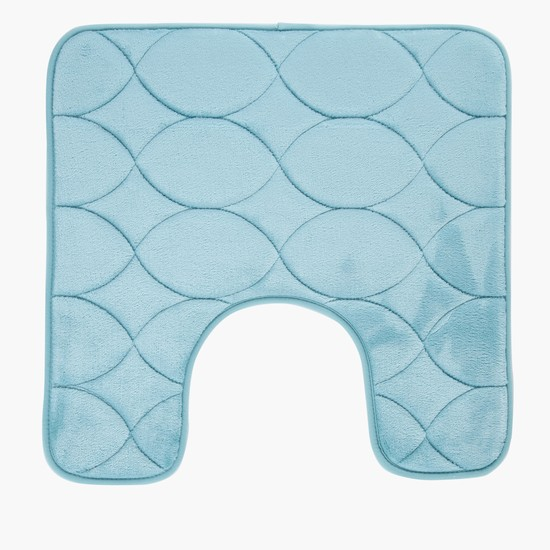 Quilted Bath Mat and Contour Set