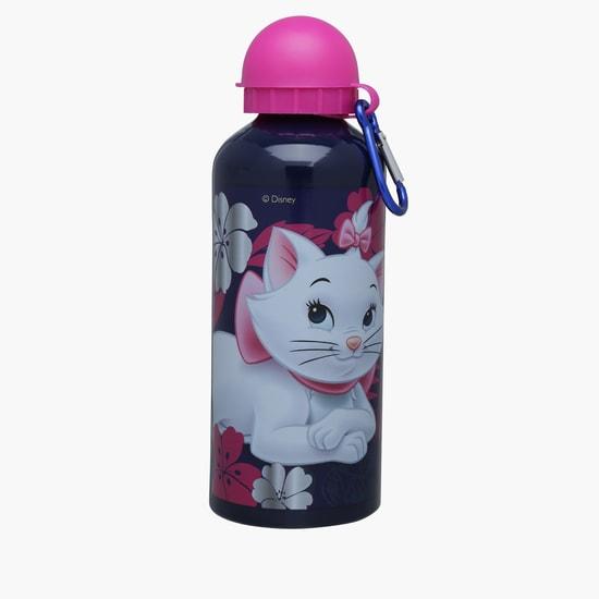 زجاجة مياه بطبعات ماري ذا كات