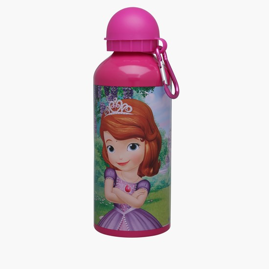Sofia the Princess Printed Water Bottle