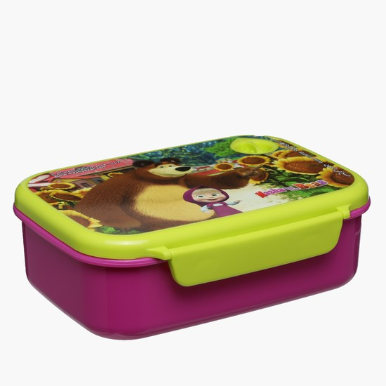 Masha and the Bear Friends Forever Lunch Box