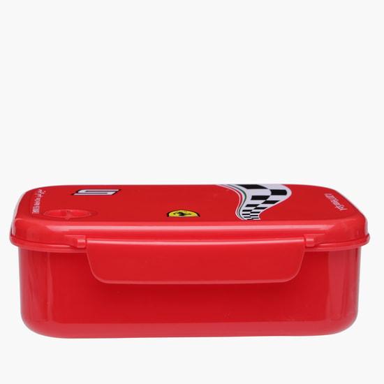 صندوق غداء بطبعات فيراري
