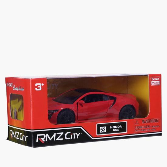RMZ City 52 Honda NSX Die Cast Car