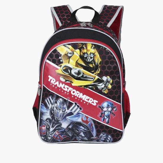 Transformers Printed Backpack