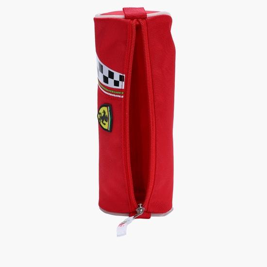 Ferrari Race Flag Printed Pencil Case