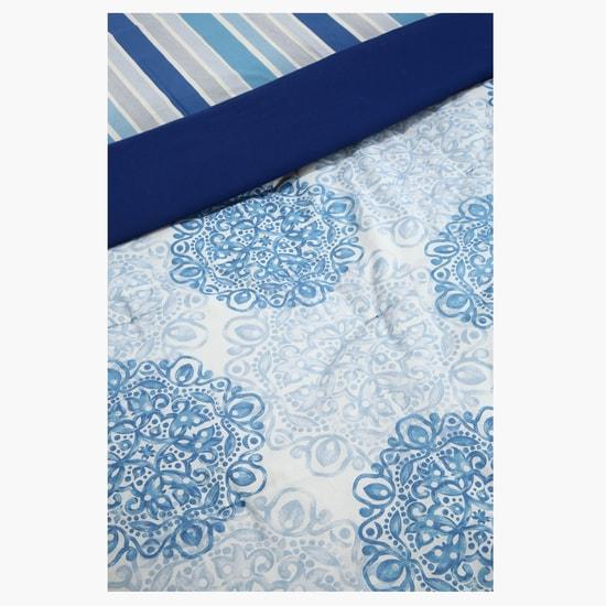6-Piece Printed Comforter Set