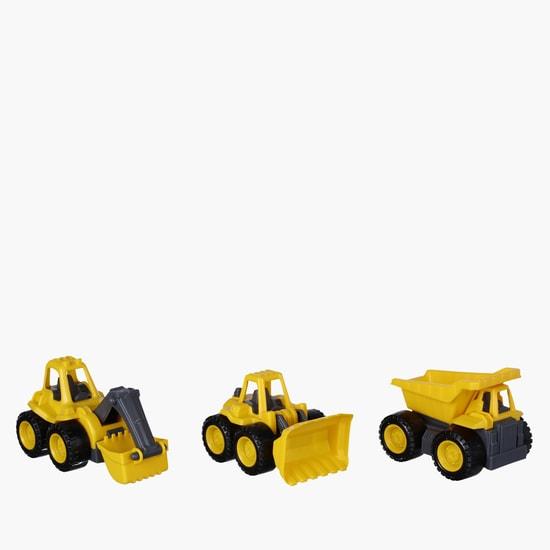 مجموعة ألعاب شاحنة