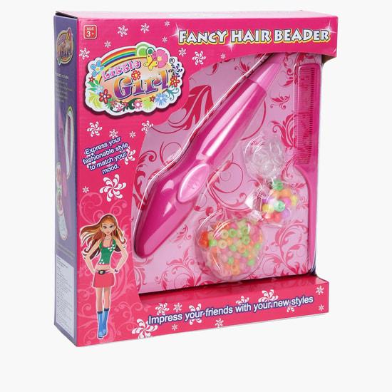 Fancy Hair Beader Set