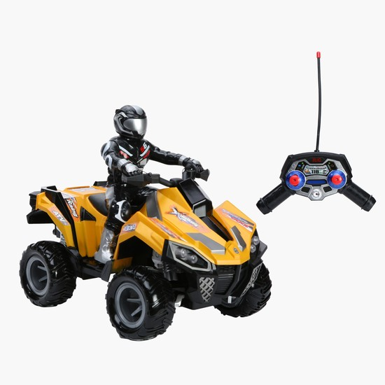 Cross Country Remote Control Toy