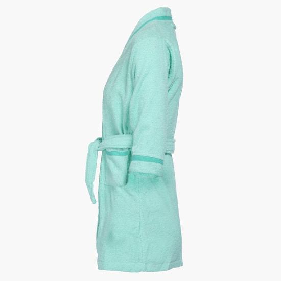 Long Sleeves Bath Robe