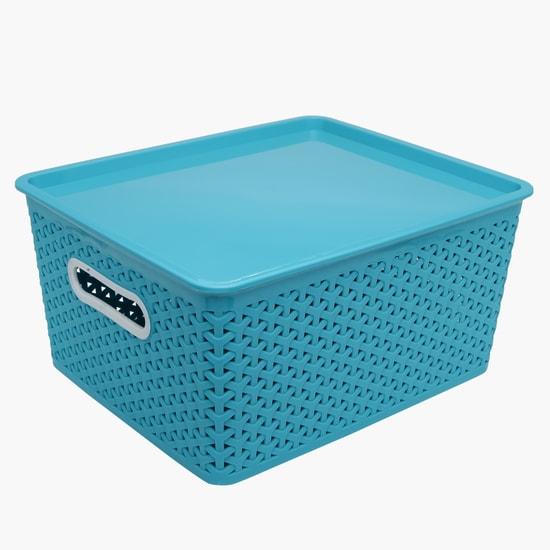 Textured Storage Box - 6x14 cms