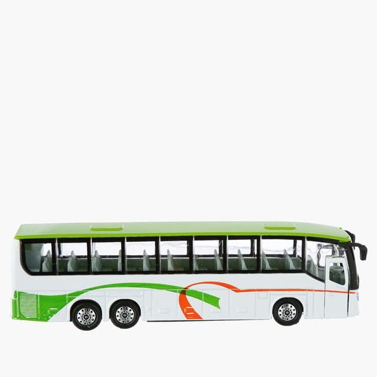 Die Cast Toy Bus